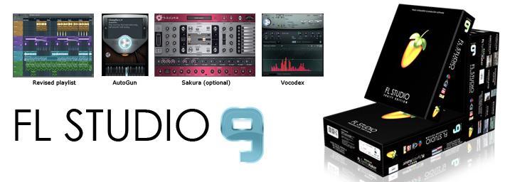 Скачать FL Studio бесплатно 185.9Mb.