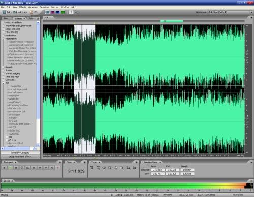 самоучитель adobe audition 3.0 скачать